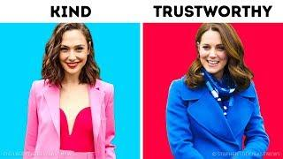What Your Favorite Clothing Colors Say About Your Personality