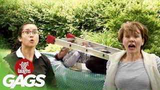 Best of Party Pranks Vol. 2 | Just for Laughs Compilation