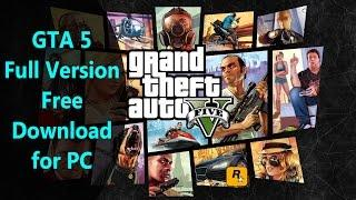 GTA 5 PC Download Free (How to Download Grand Theft Auto V Full Version Game for Free)