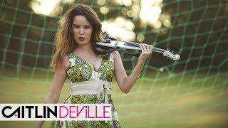 Colors (Jason Derulo) - Electric Violin Cover | Caitlin De Ville