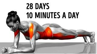 7 SIMPLE EXERCISES TO GET IN SHAPE FAST