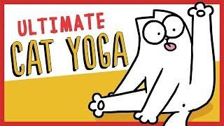 Ultimate Cat Yoga - Simon's Cat | GUIDE TO