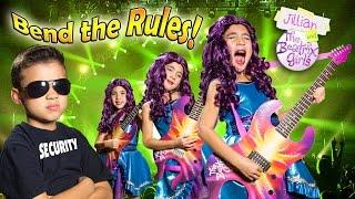 """""""BEND THE RULES"""" Music Video ft. EvanTubeHD & The Beatrix Girls"""