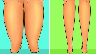 6-Minute Workout to Slim Down Legs In 5 Days
