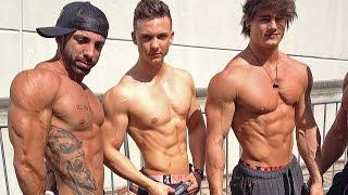 Living The Zyzz Lifestyle with Chestbrah, Jeff Seid & Alon Gabbay (by ShapeYOU)
