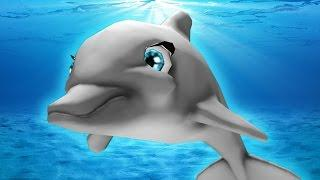 My Dolphin Show game trailer (holiday / vacation feeling, tricks and very cute dolphin show sounds)