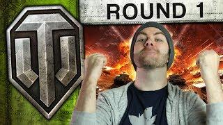 World of Tanks Tournament Round One (Hat Films)